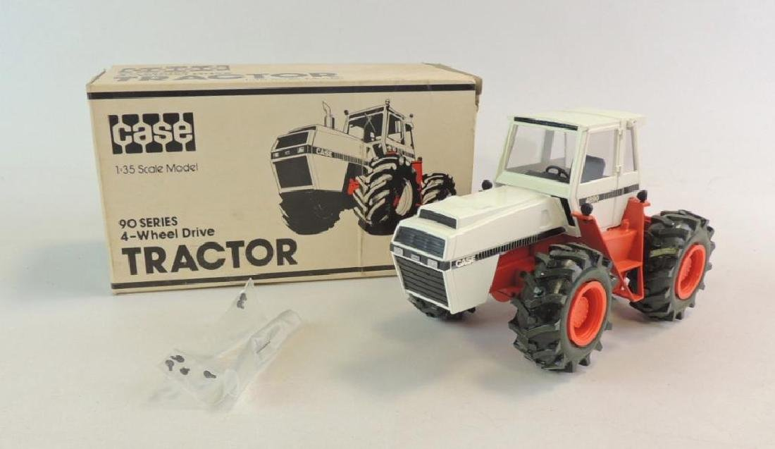 Conrad, Case 90 Series 4-Wheel Drive Die-Cast Tractor