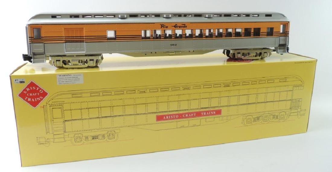 Aristo Craft Trains Rio Grande G-Scale 982 Passenger