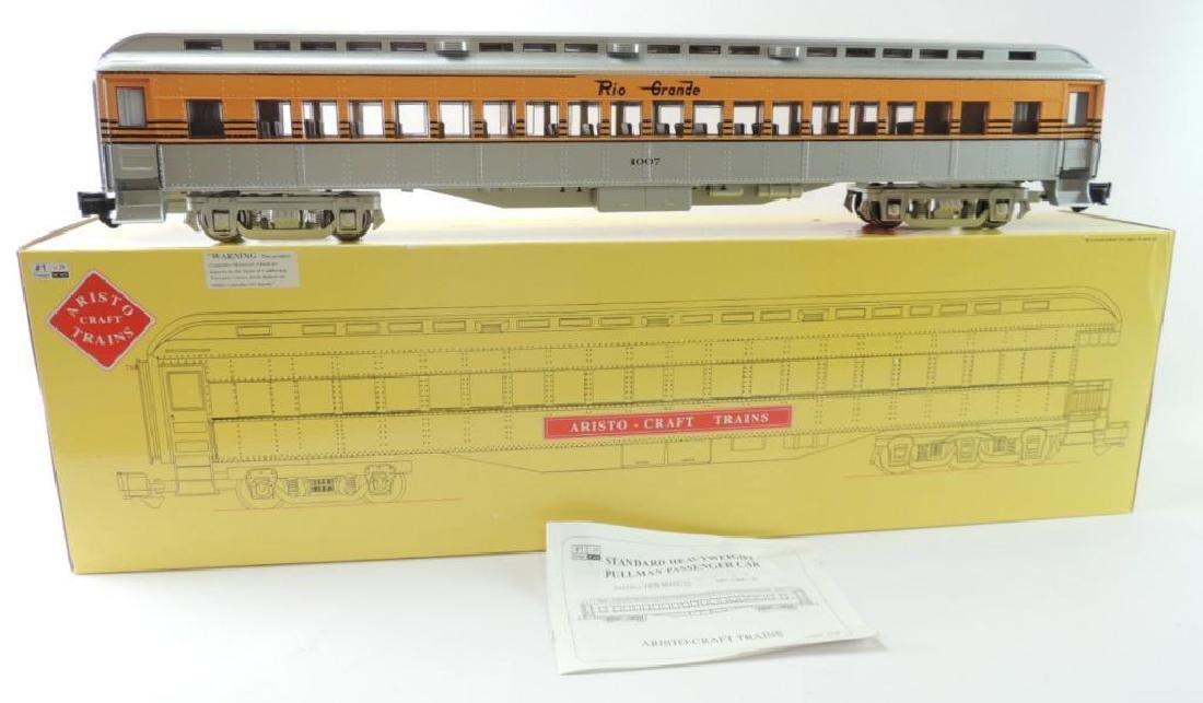 Aristo Craft Trains Rio Grande G-Scale Pullman
