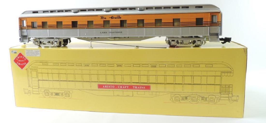 Aristo Craft Trains Rio Grande G-Scale Lake Traverse