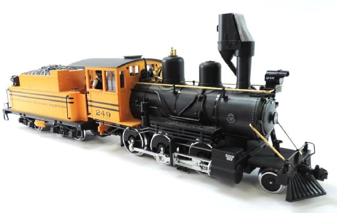LGB Trains Denver & Rio Grande Western Locomotive With