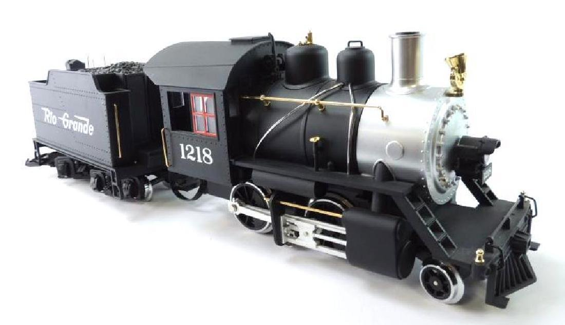 LGB Trains Rio Grande G-Scale #1218 Locomotive With