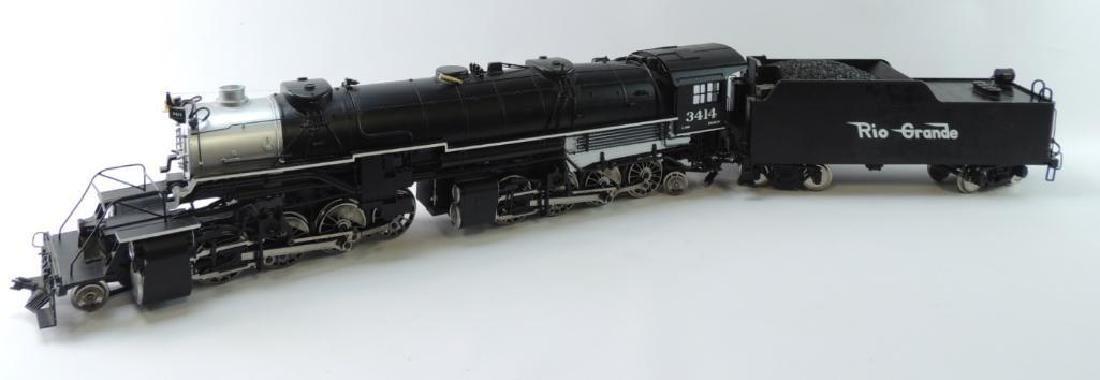 LGB Trains Denver & Rio Grande Western, G-Scale