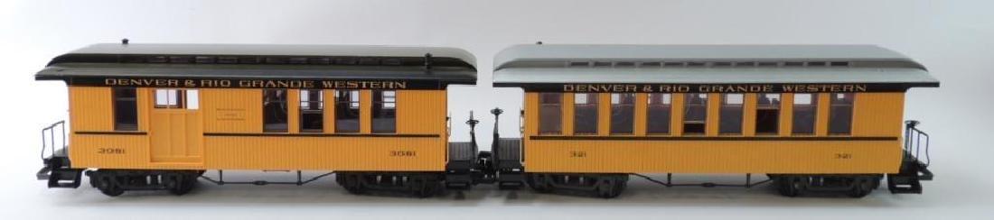 LGB Trains Denver & Rio Grande Western G-Scale Train