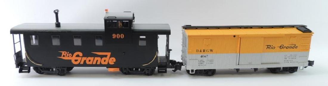 LGB Trains Denver & Rio Grande Western G-Scale