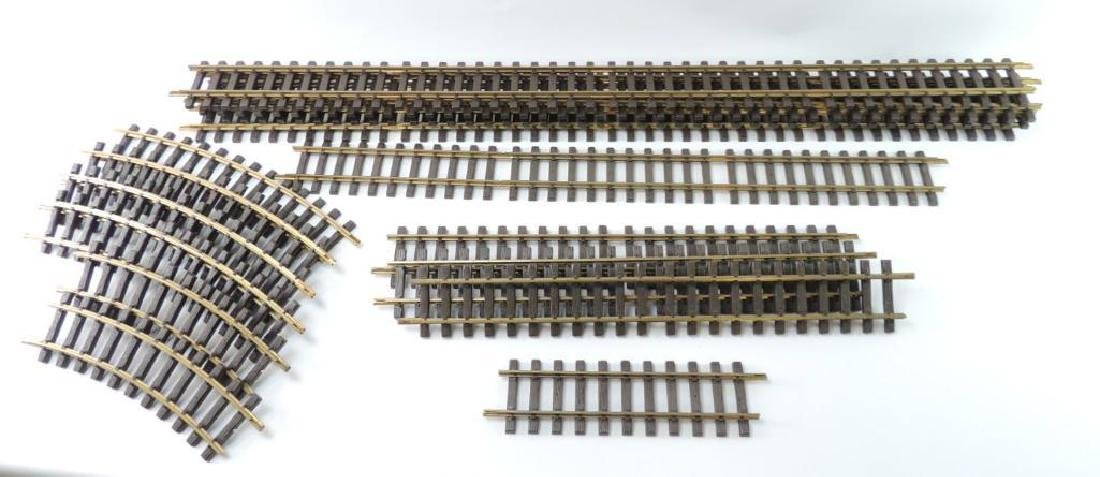 Group Of 15 Pcs. Of LGB G-Scale Train Tracks