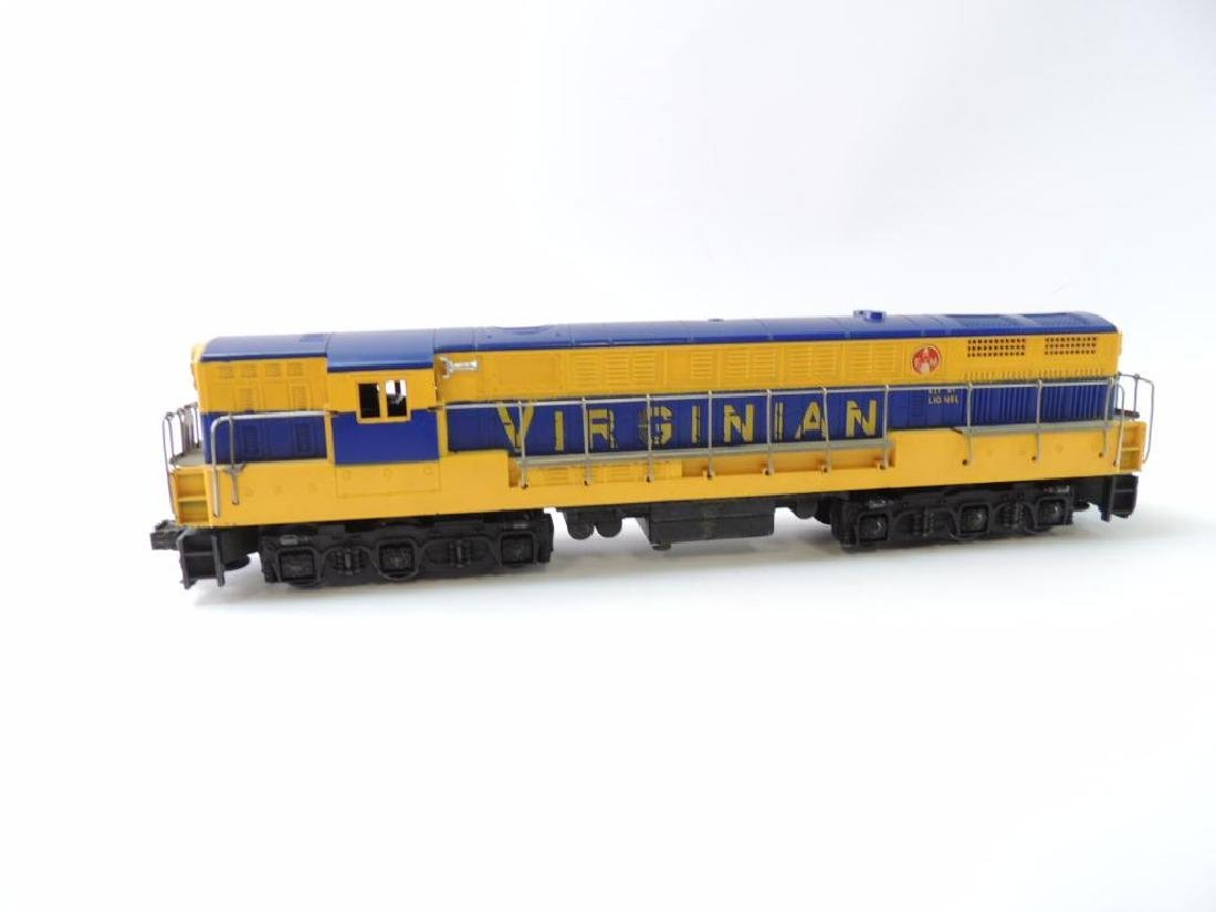 Lionel Trains O-Scale Virginian Locomotive Train