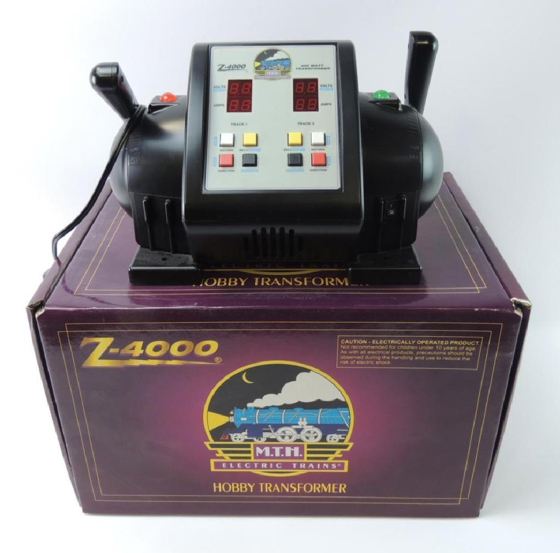 Z-4000 M.T.H. 400 Watt Train Transformer With Original
