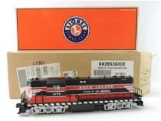 Lionel Trains O-Scale GP-7 Rock Island Locomotive With