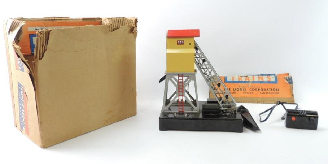 Lionel Trains Remote Control Coal Elevator