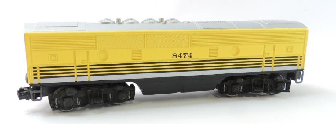 "Vintage Lionel Trains 0-Scale ""Rio Grande"" F-3 Diesel"