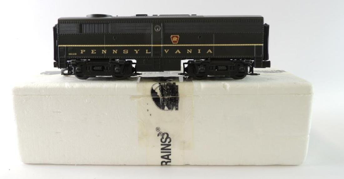 MTH Trains, O-Scale Pennsylvania Rail Road Train Car