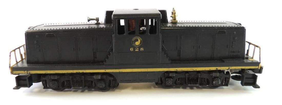 "Vintage Lionel Trains O-Scale GE 44-Ton ""Center Cab"""