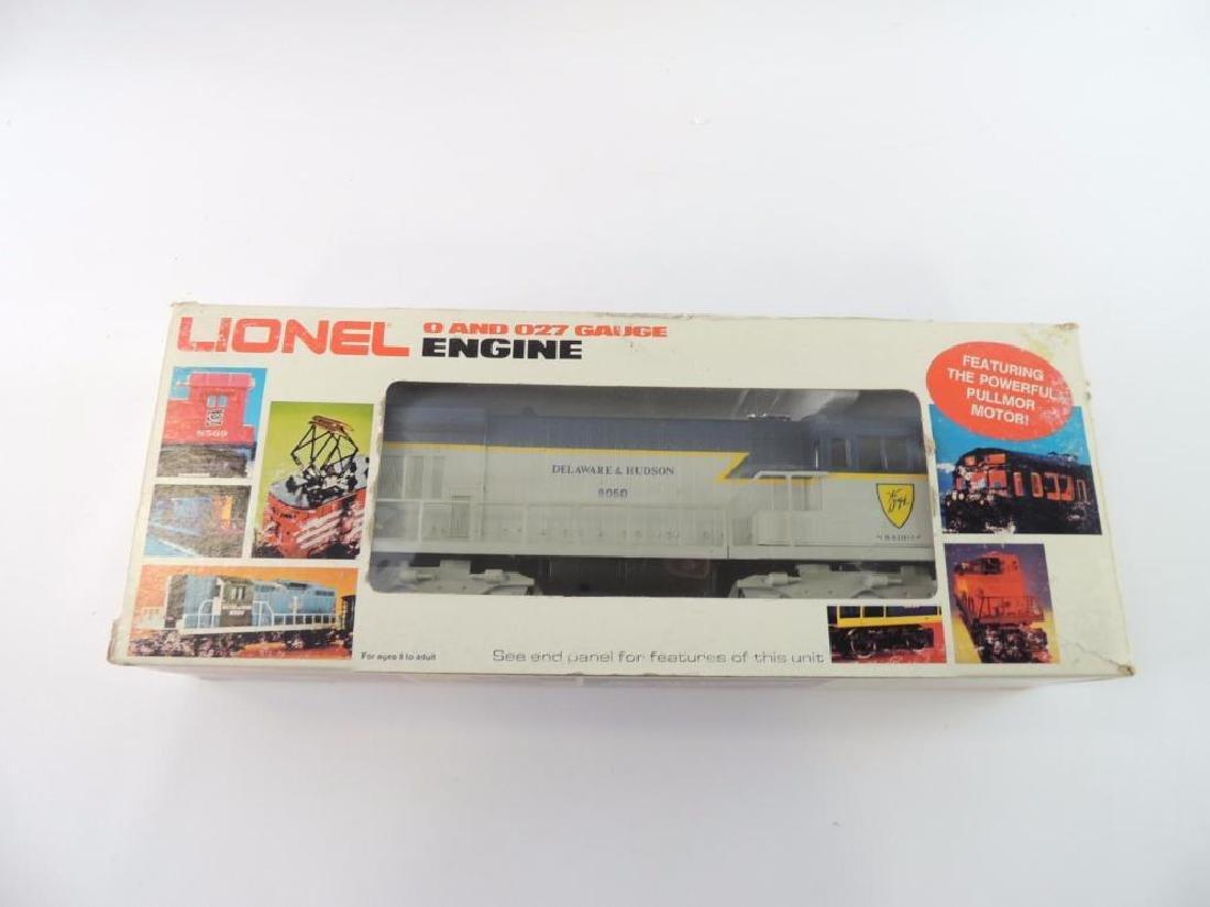 Vintage Lionel Delaware And Hudson U36C Diesel