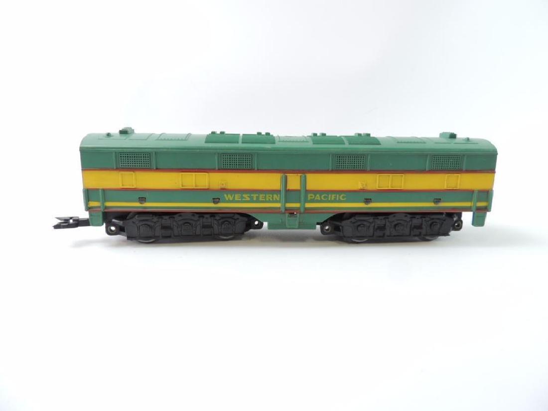 "Marx Joyline Trains ""Western Pacific"" Diesel ""Dummy"""
