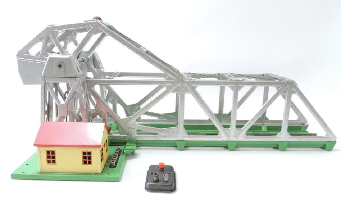 Lionel Trains Bascule Bridge With Control Switch
