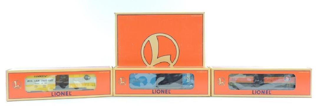 Lionel Trains 6464 O Scale Box Car Series Edition 7