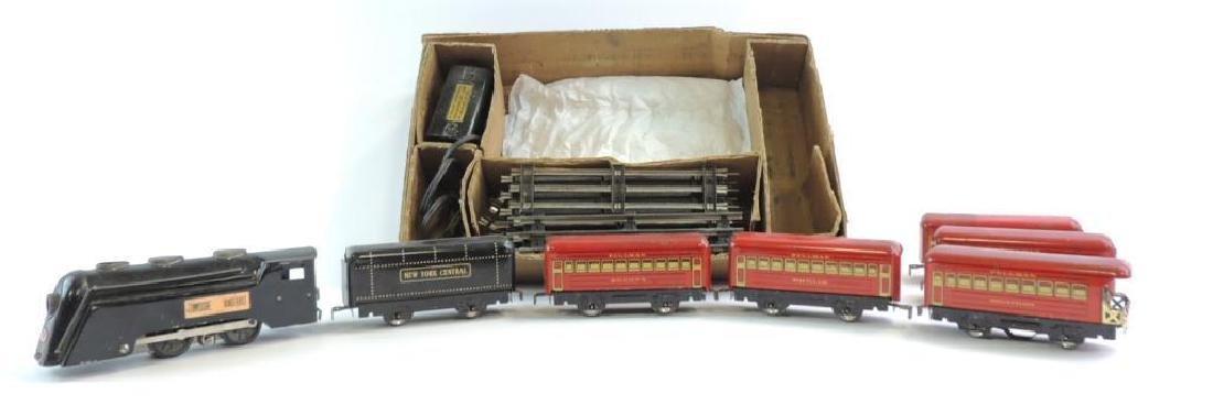Vintage Marx 3895 Commodore Canderbilt Train Set with