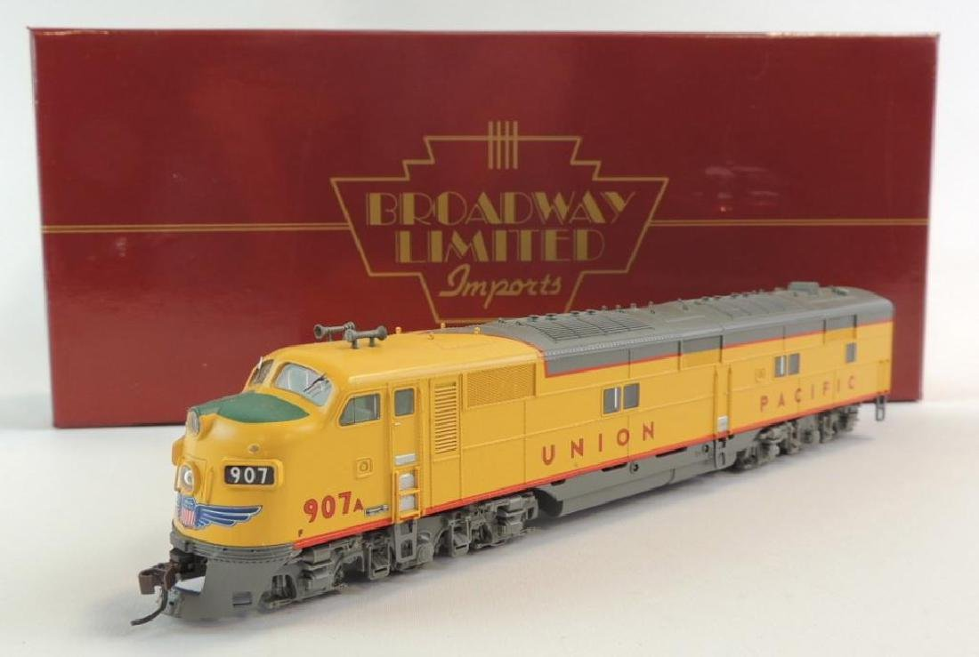 Broadway Limited Imports Union Pacific HO Scale 907