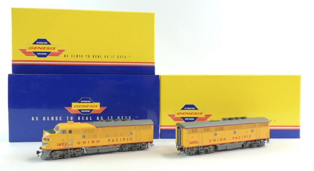Athearn Genesis Union Pacific HO Scale 1402 Locomotive