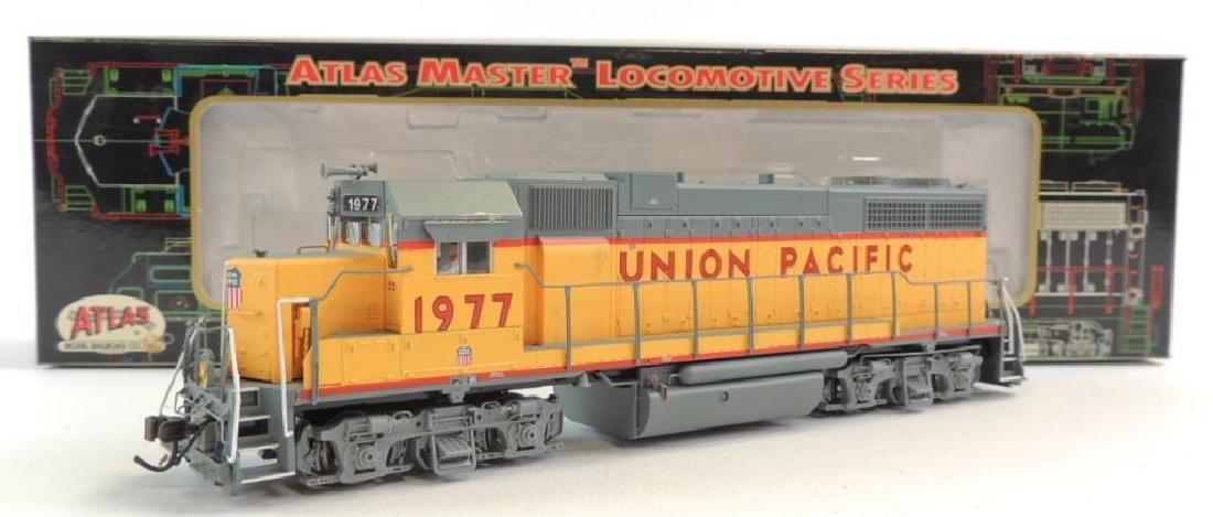 Atlas Master Locomotive Series Union Pacific HO Scale