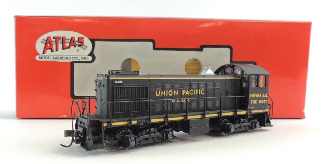 "Atlas Union Pacific HO Scale D.S. 1036 ""Road of The"