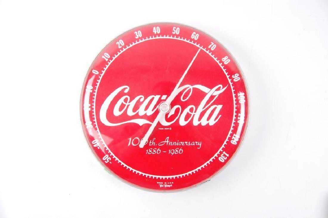 1986 Coca-Cola 100th Anniversary Advertising