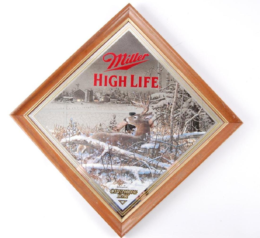"""Miller High Life """"Opening Day"""" by Scott Zoellick"""