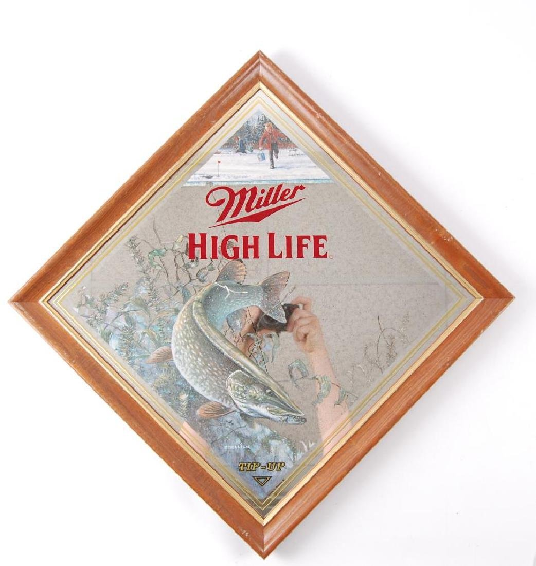 "Miller High Life ""Tip-Up"" by Scott Zoellick Advertising"