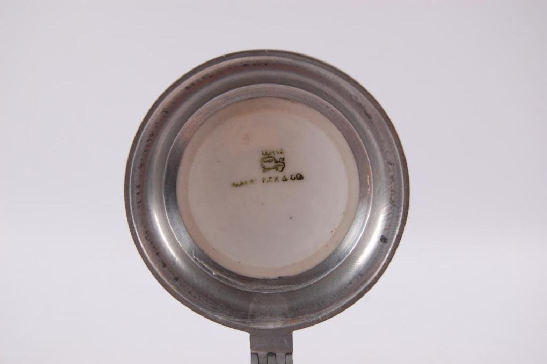 Vintage Olympia Beer Advertising Glass Stein - 3