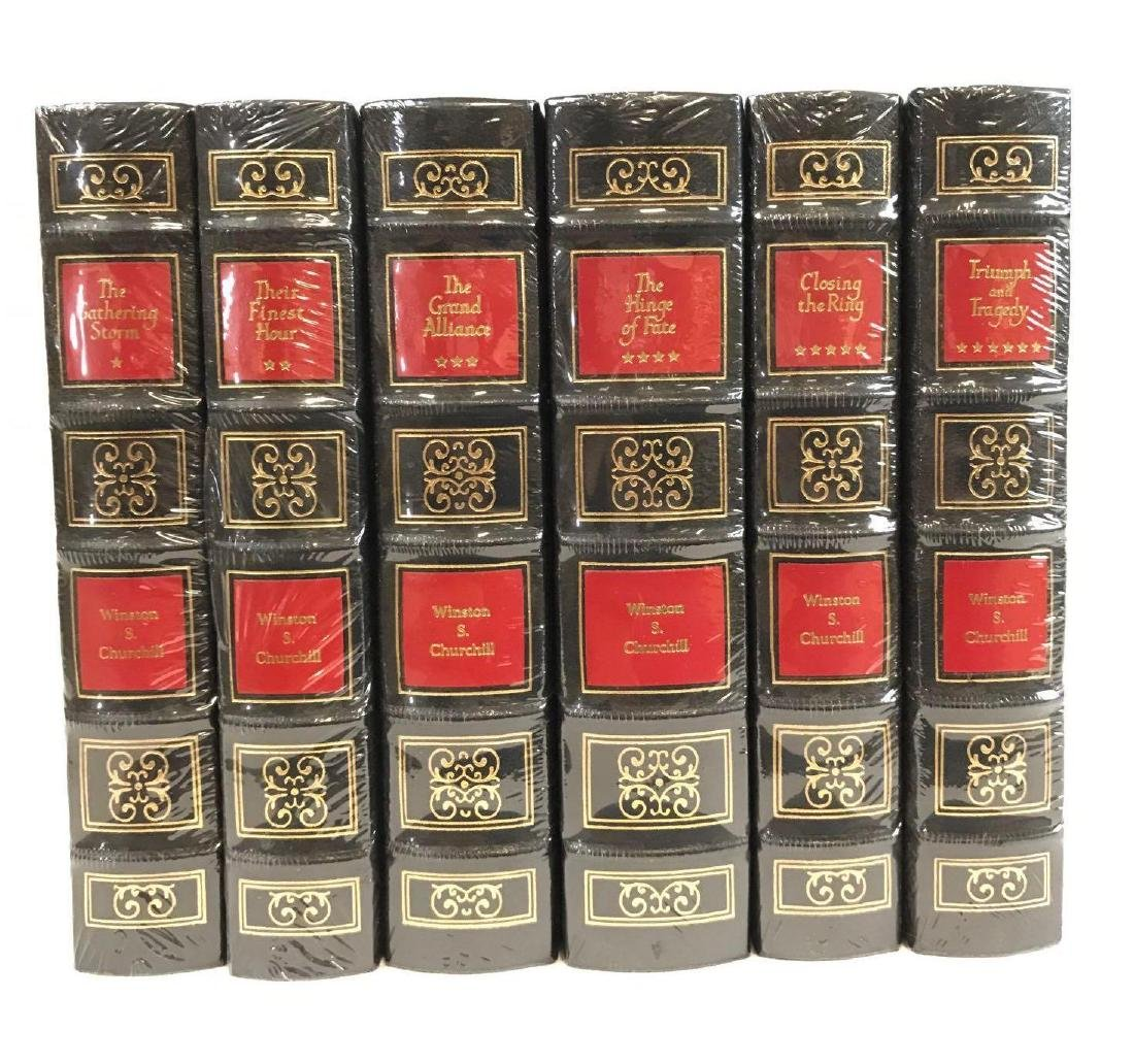 The Easton Press The World War Two Collection by