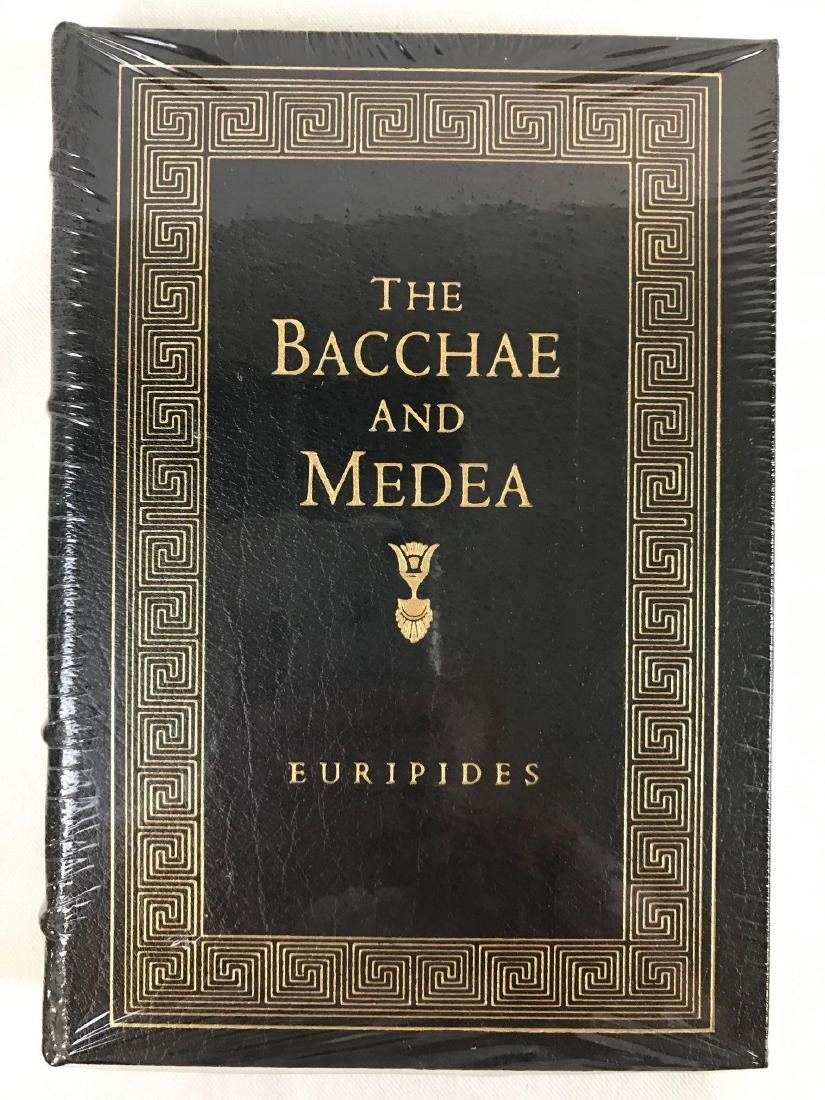 The Easton Press The Bacchae & Medea by Euripedes