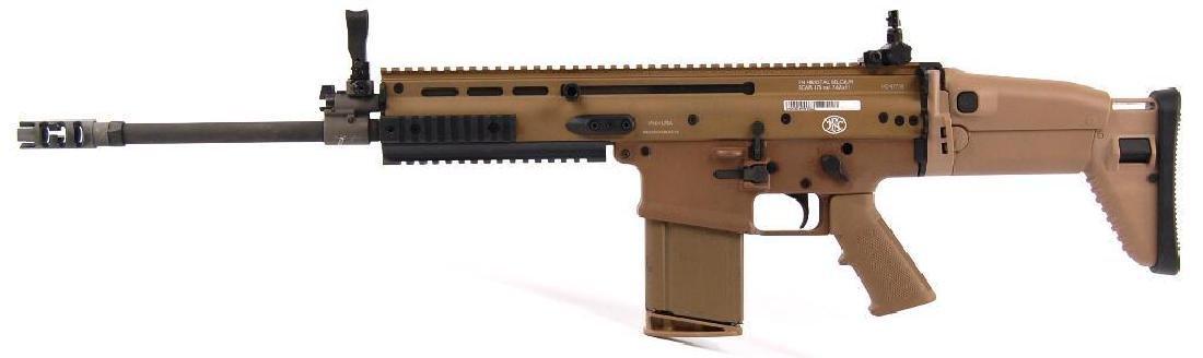 FN Herstal Belgium Scar 17S Cal. 7.62x51 Semi Automatic