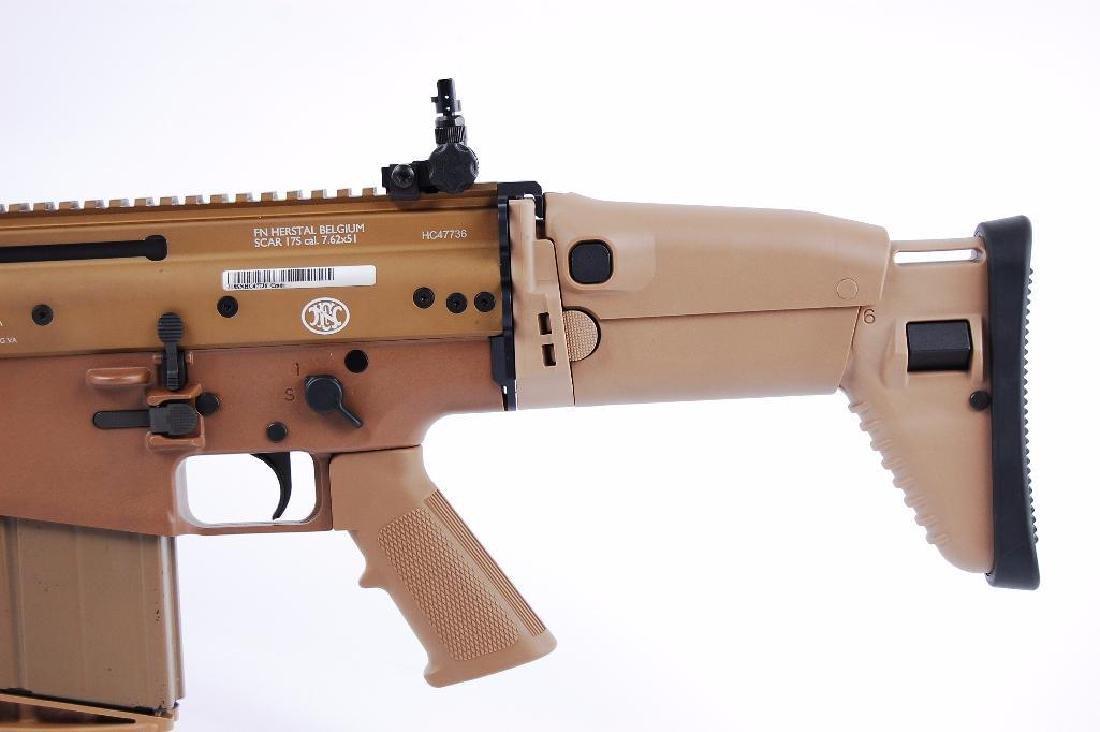 FN Herstal Belgium Scar 17S Cal. 7.62x51 Semi Automatic - 2