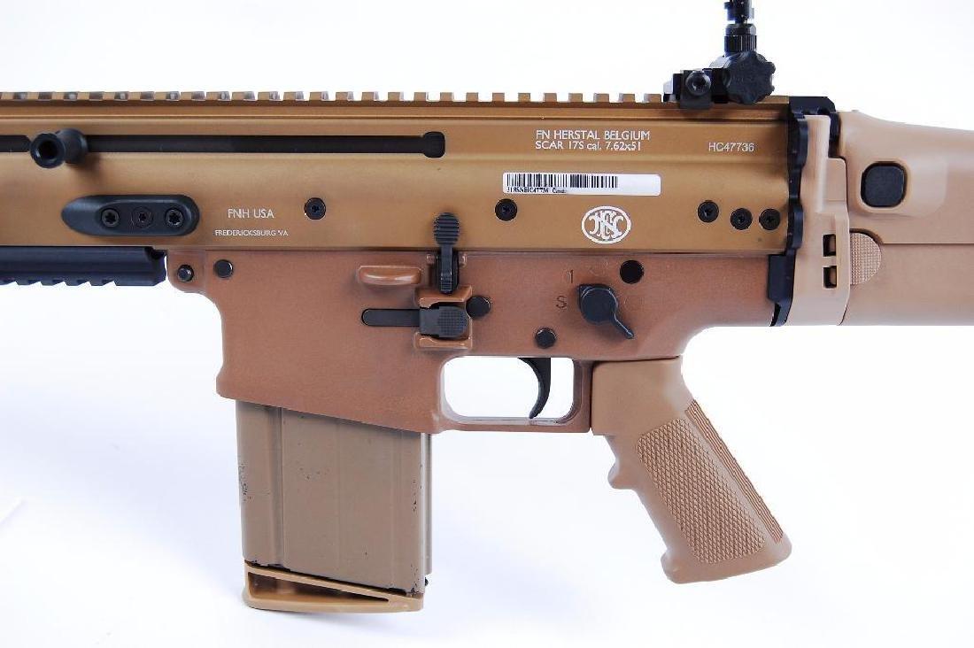 FN Herstal Belgium Scar 17S Cal. 7.62x51 Semi Automatic - 3
