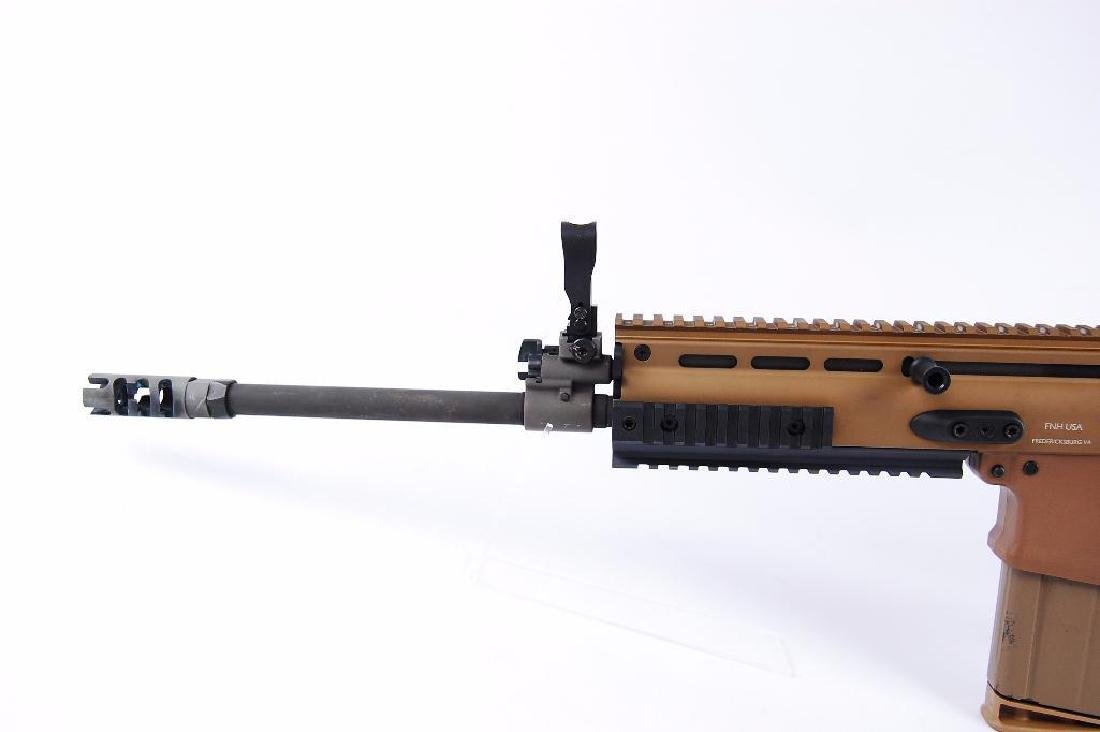 FN Herstal Belgium Scar 17S Cal. 7.62x51 Semi Automatic - 4