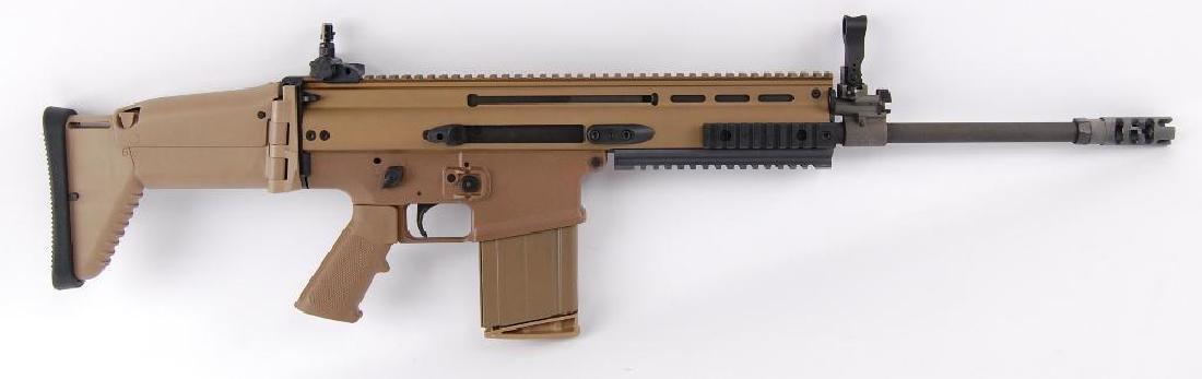 FN Herstal Belgium Scar 17S Cal. 7.62x51 Semi Automatic - 5