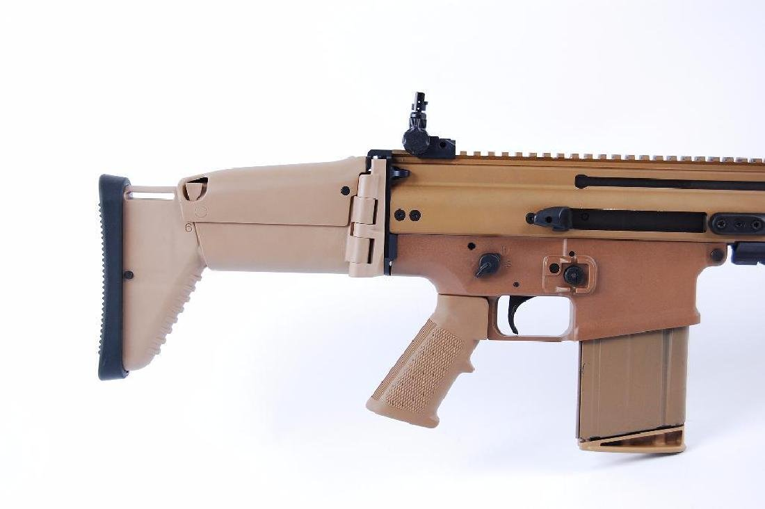 FN Herstal Belgium Scar 17S Cal. 7.62x51 Semi Automatic - 6