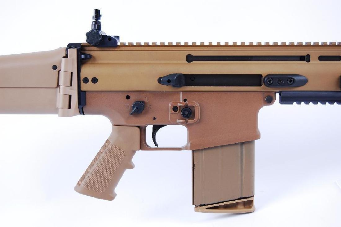 FN Herstal Belgium Scar 17S Cal. 7.62x51 Semi Automatic - 7