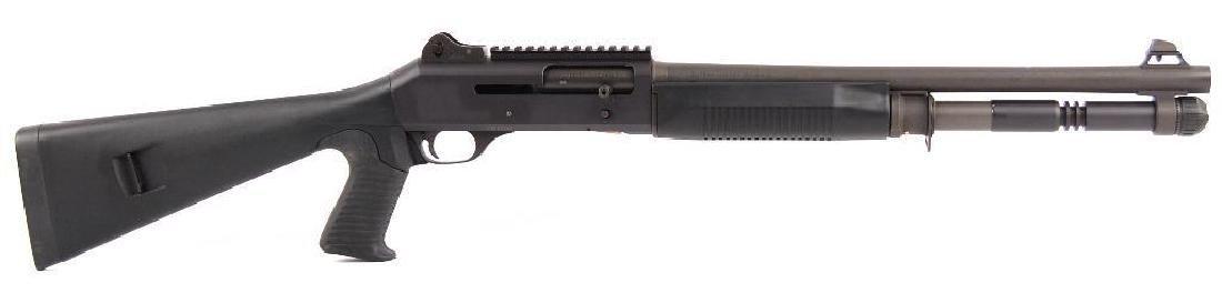 """Bennelli Armi M4 12 GA 3"""" Semi Automatic Shotgun with"""
