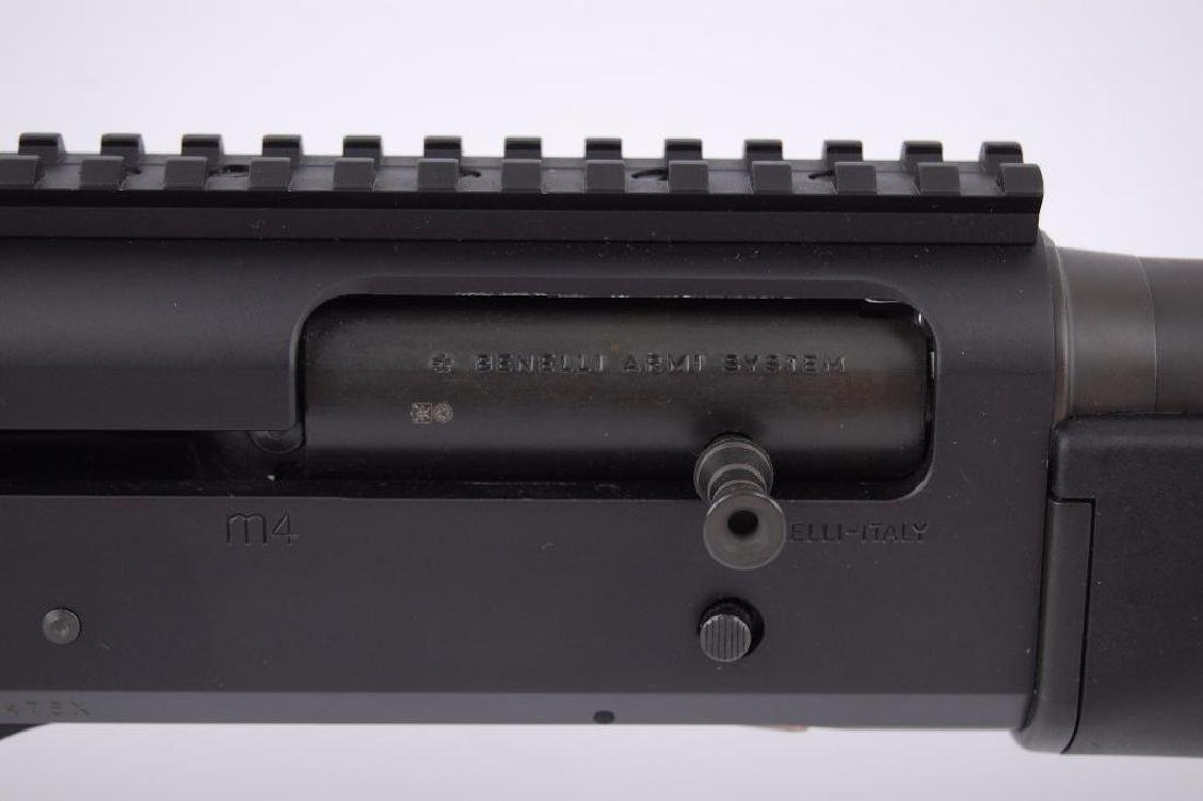 """Bennelli Armi M4 12 GA 3"""" Semi Automatic Shotgun with - 5"""