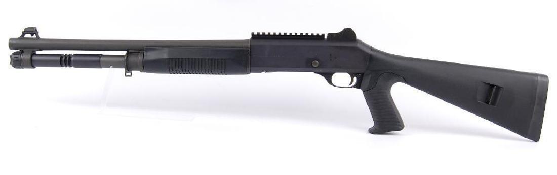 """Bennelli Armi M4 12 GA 3"""" Semi Automatic Shotgun with - 8"""