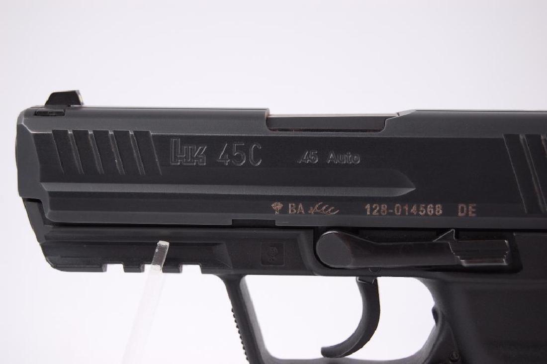 HK 45C .45 Auto Semi Automatic Pistol with Magazine and - 2