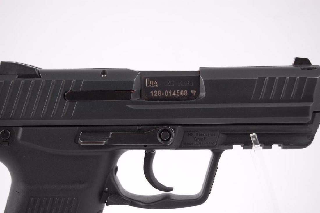 HK 45C .45 Auto Semi Automatic Pistol with Magazine and - 4