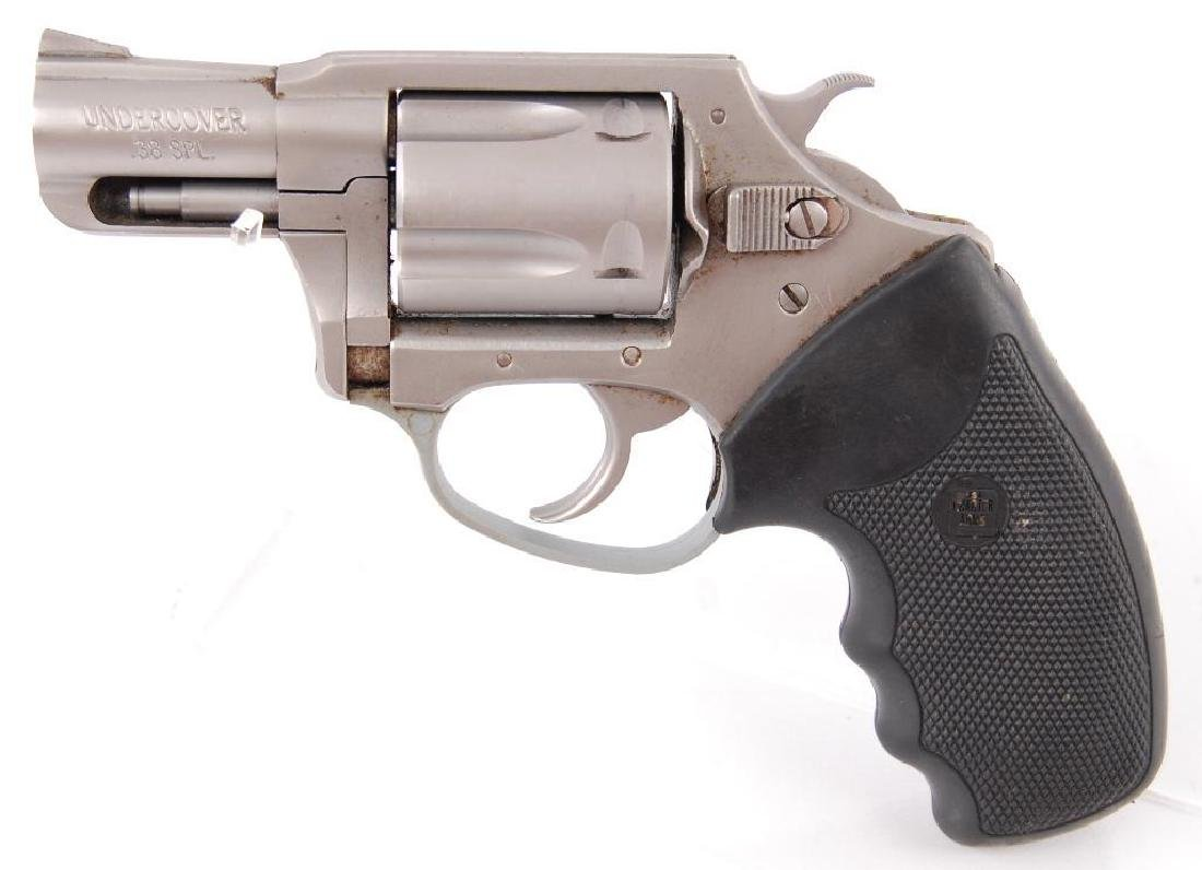 Charter Arms Undercover .38 Special Revolver with