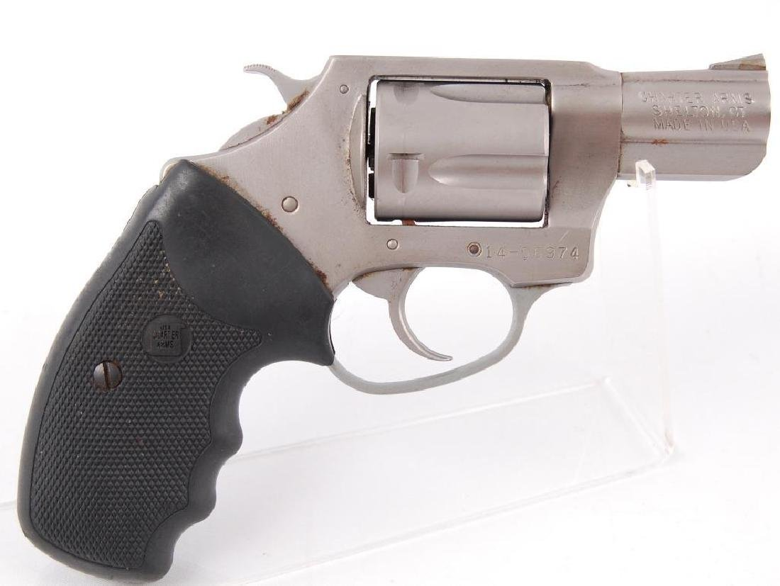Charter Arms Undercover .38 Special Revolver with - 3