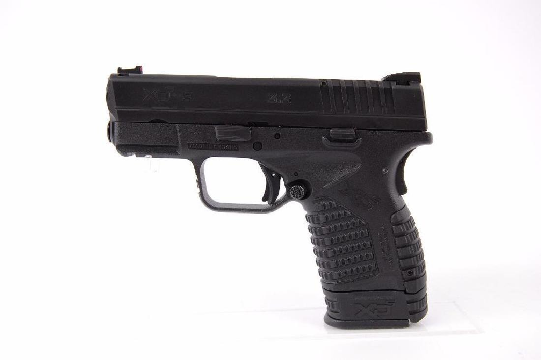 Springfield Armory XDs-9 3.3 Cal. 9x19 Semi Automatic - 3