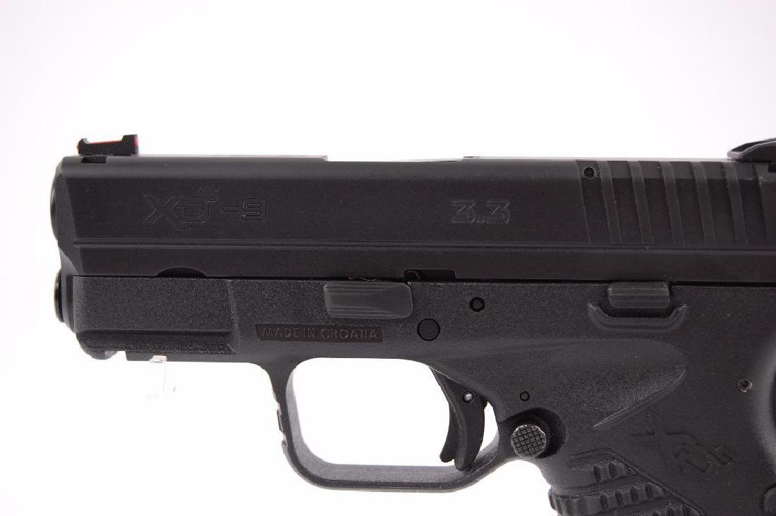 Springfield Armory XDs-9 3.3 Cal. 9x19 Semi Automatic - 4