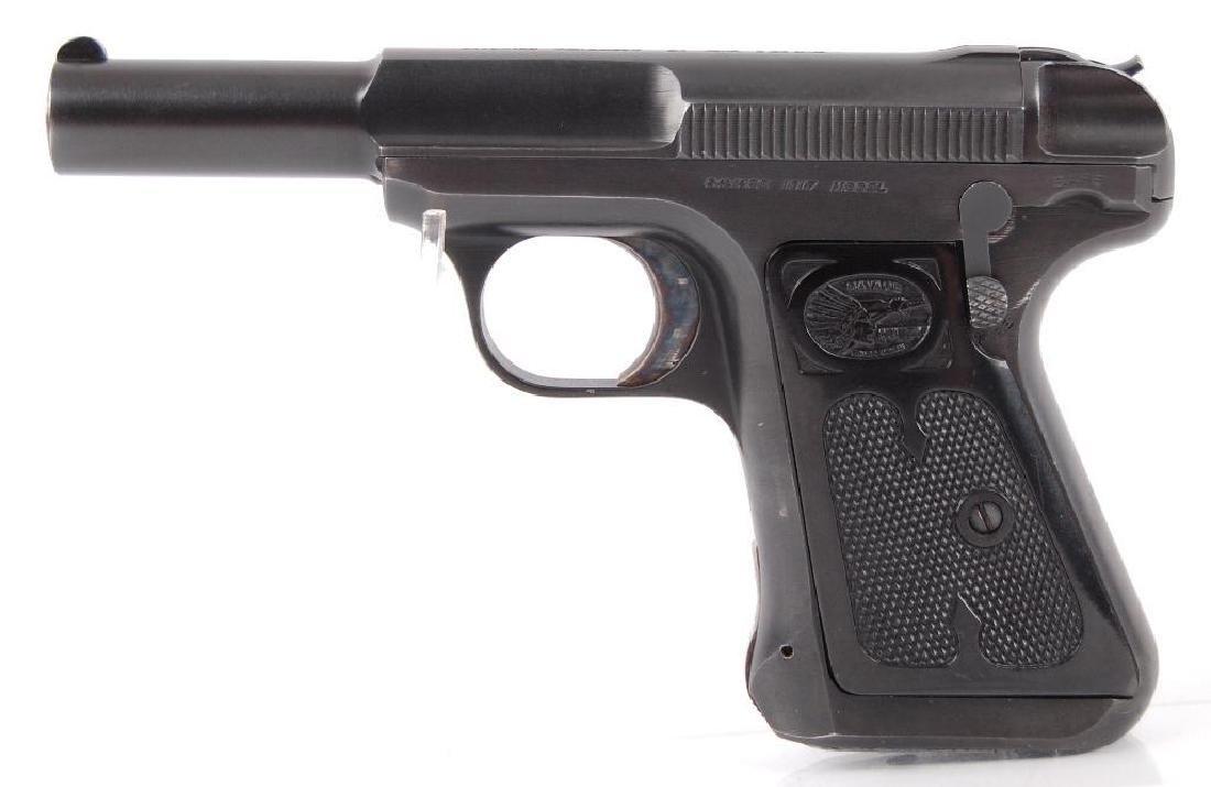 Savage Arms Co. Model 1917 .32 Cal. Semi Automatic
