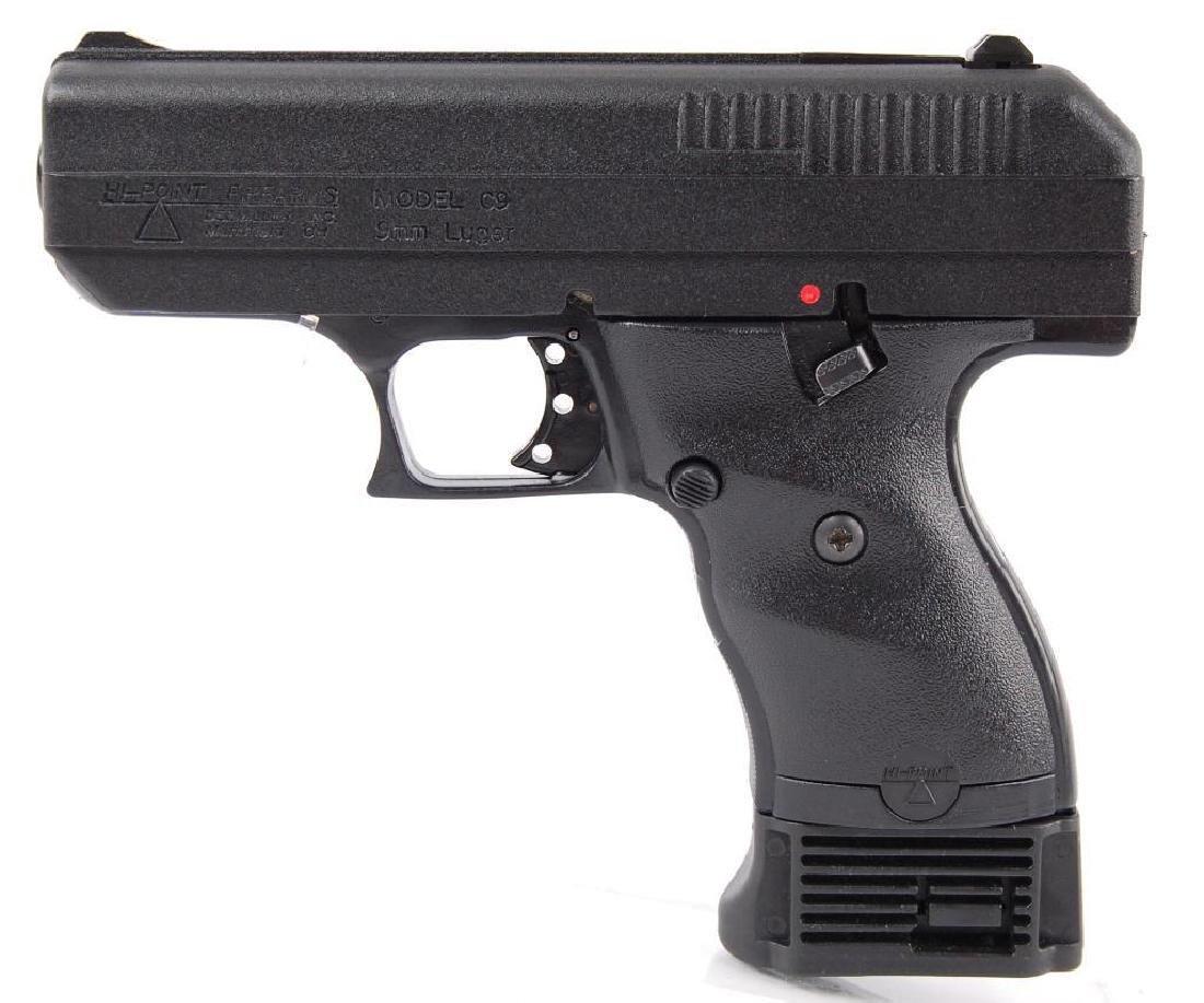 Hi-Point Firearms Model C9 9mm Luger Semi Automatic